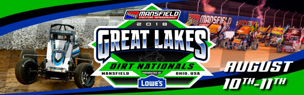 Upcoming races on the Mansfield Speedway racing track